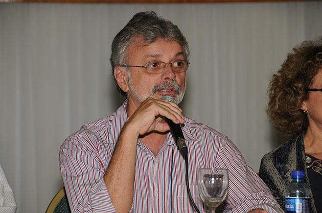 Presidente da SBEM-PE, Lúcio Vilar